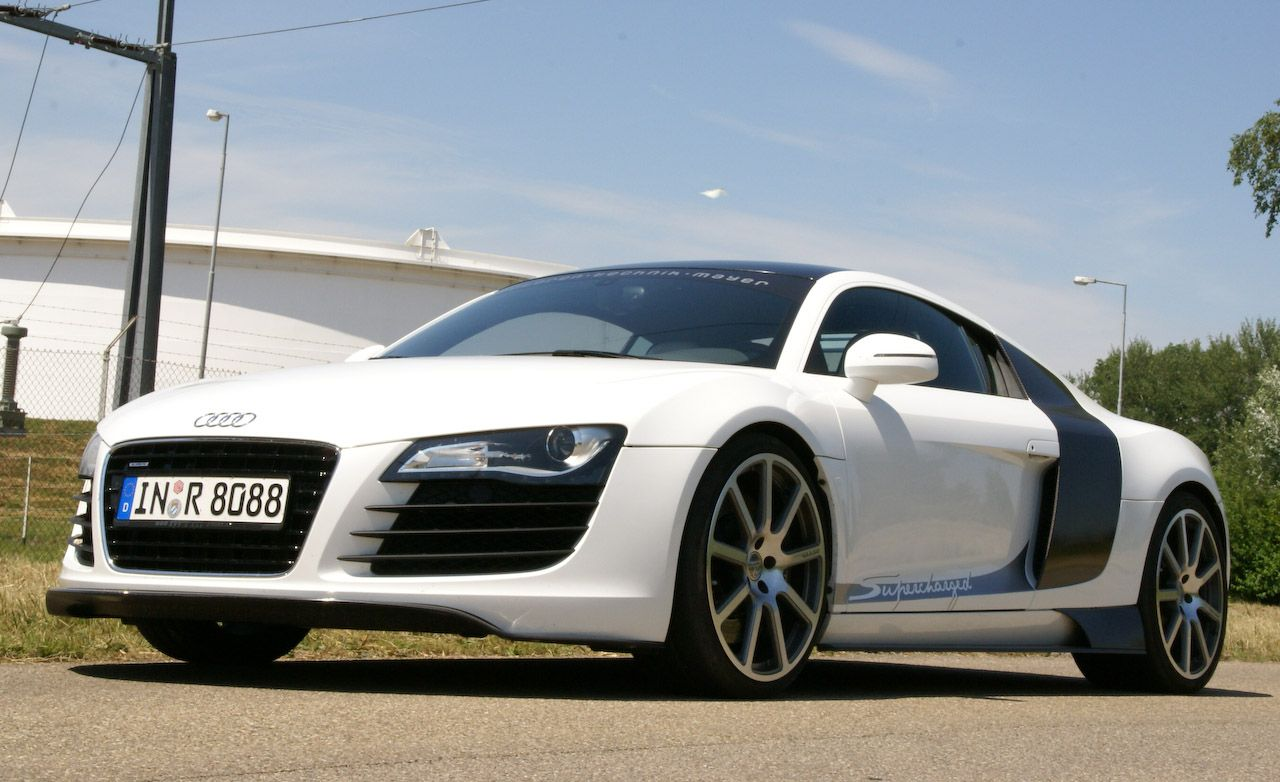 2008 mtm audi r8 supercharged | first drive review | reviews | car