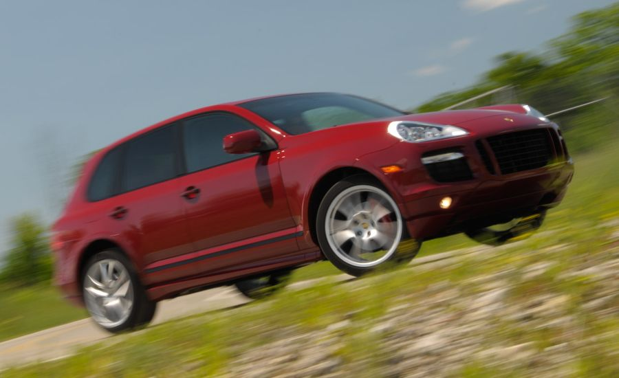 2008 porsche cayenne gts instrumented test reviews. Black Bedroom Furniture Sets. Home Design Ideas