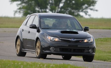 2008 Subaru WRX STI Dyno Test
