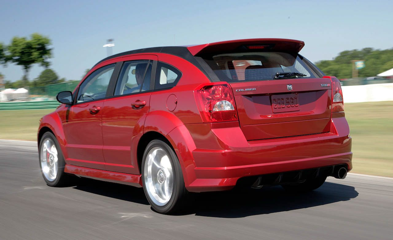 Caliber Car: 2009 Dodge Caliber And Caliber SRT4
