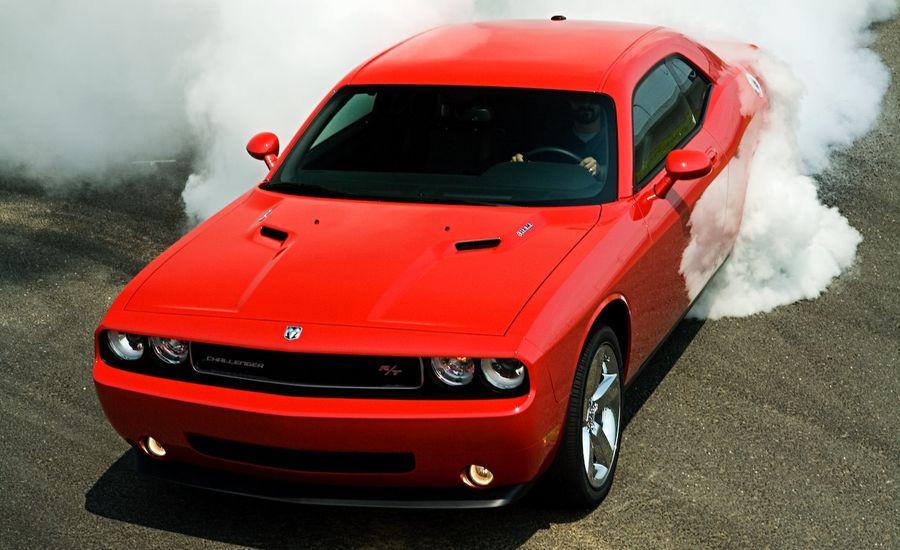2009 Dodge Challenger Se Rt Srt8