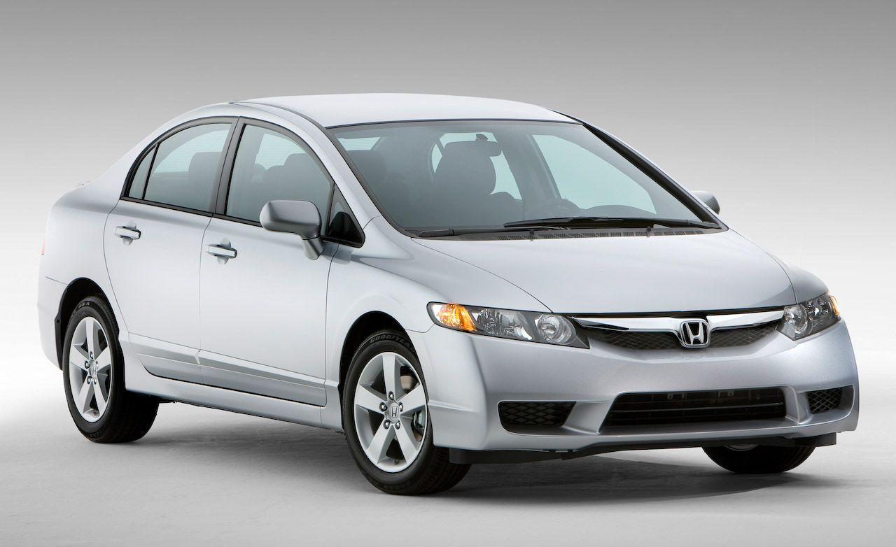 2009 Honda Civic and Civic Si