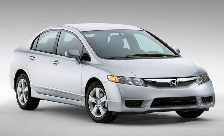 2009 Honda Civic and Civic Si