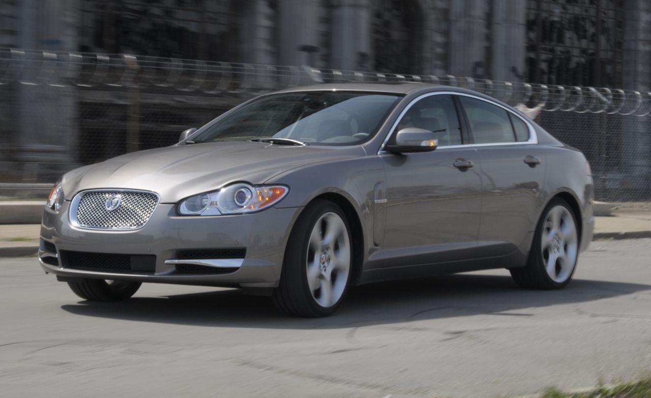 2009 jaguar xf supercharged reliability