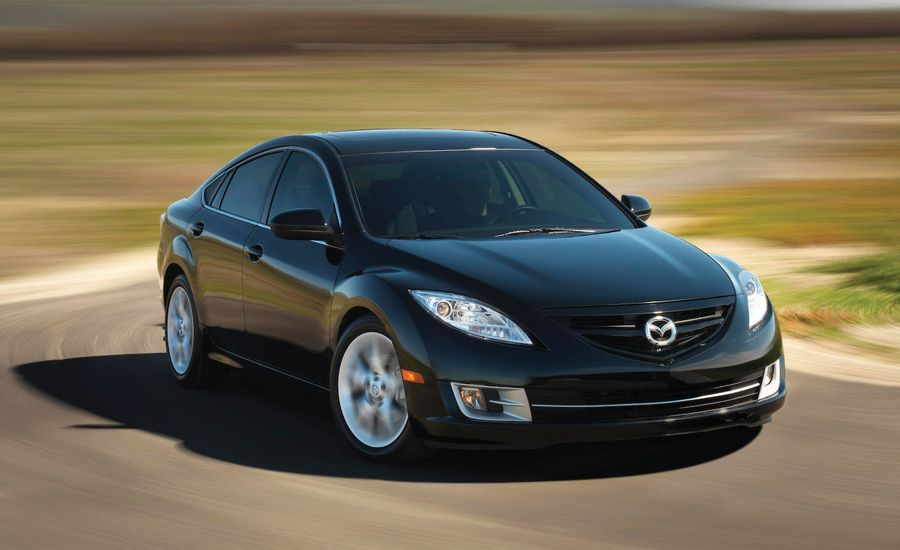 2009 mazda 6 first drive review reviews car and driver. Black Bedroom Furniture Sets. Home Design Ideas