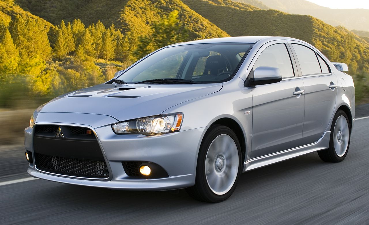 2010 Mitsubishi Lancer Sportback Ralliart Road Test | Review | Car and  Driver