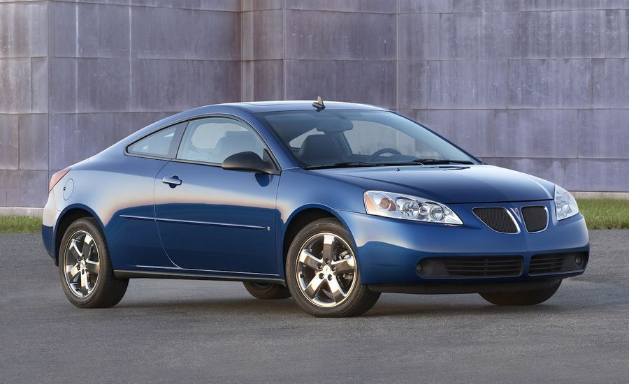 2009 Pontiac G6  Review  Reviews  Car and Driver
