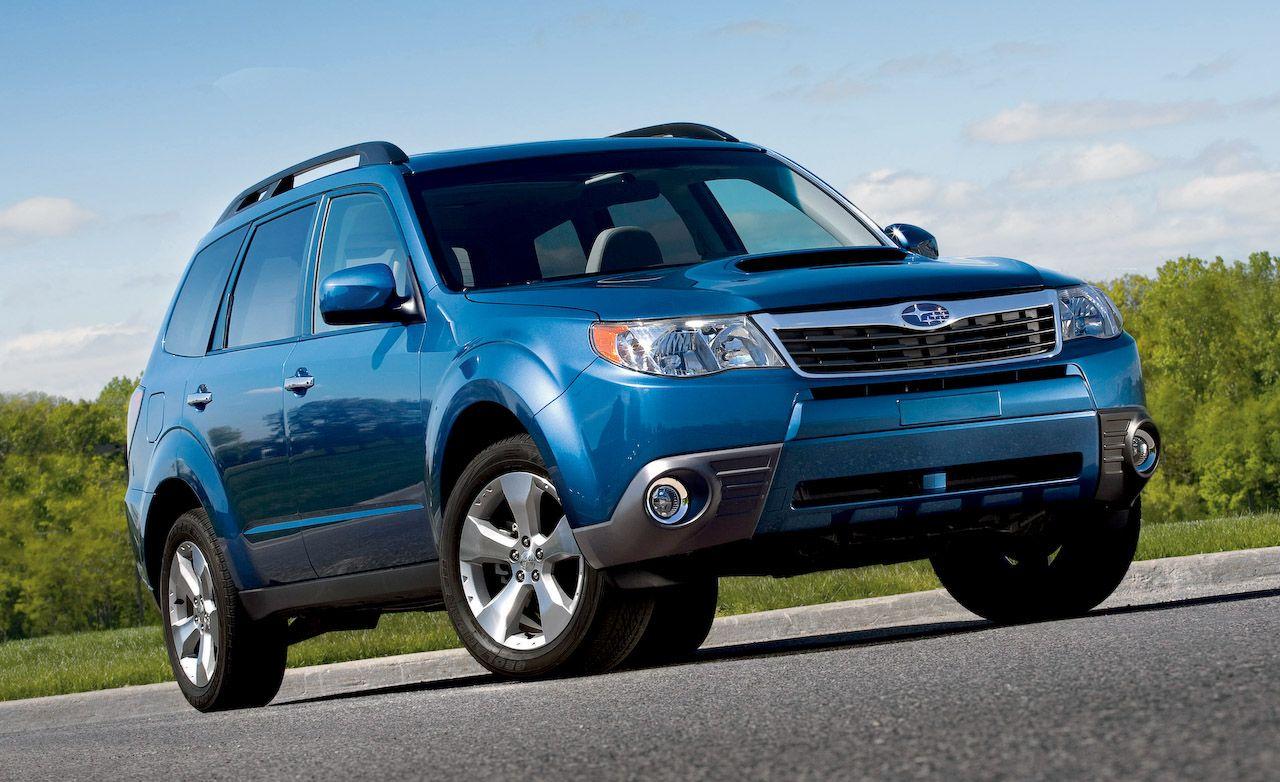 Subaru forester reviews subaru forester price photos and specs 2009 subaru forester 25xt limited vanachro Choice Image