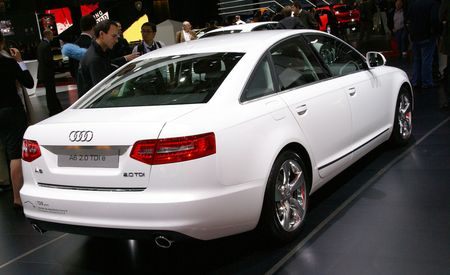 2009 Audi A6 Sedan / A6 Avant / S6 Sedan / RS6 Sedan