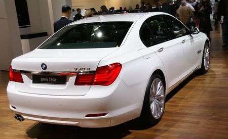 2009 BMW 750i / 750Li / 7-Series – Official Photos and Information