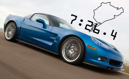 2009 Chevrolet Corvette ZR1 Video: Lapping the Ring