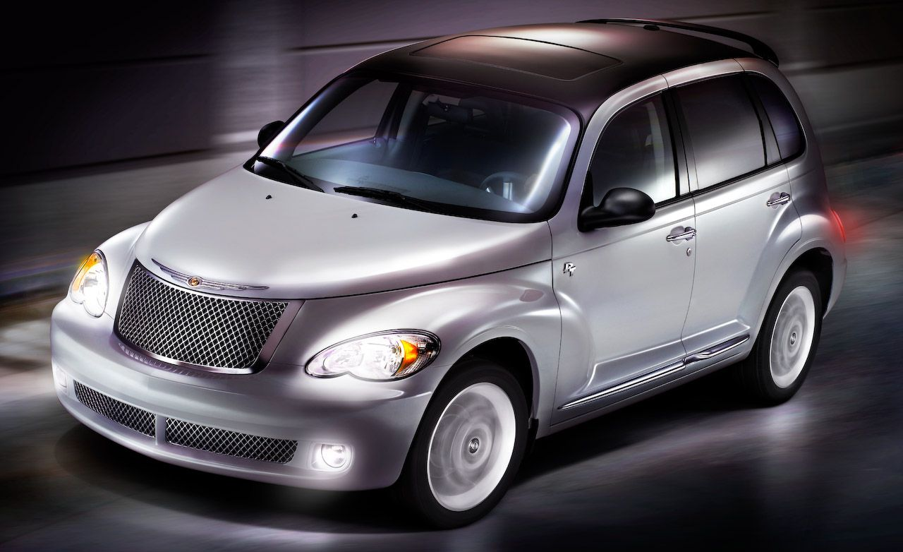2008 Chrysler PT Street Cruiser Sunset Boulevard Edition Hits the Boulevard