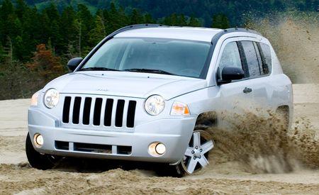 2009 Jeep Patriot / Compass Interiors
