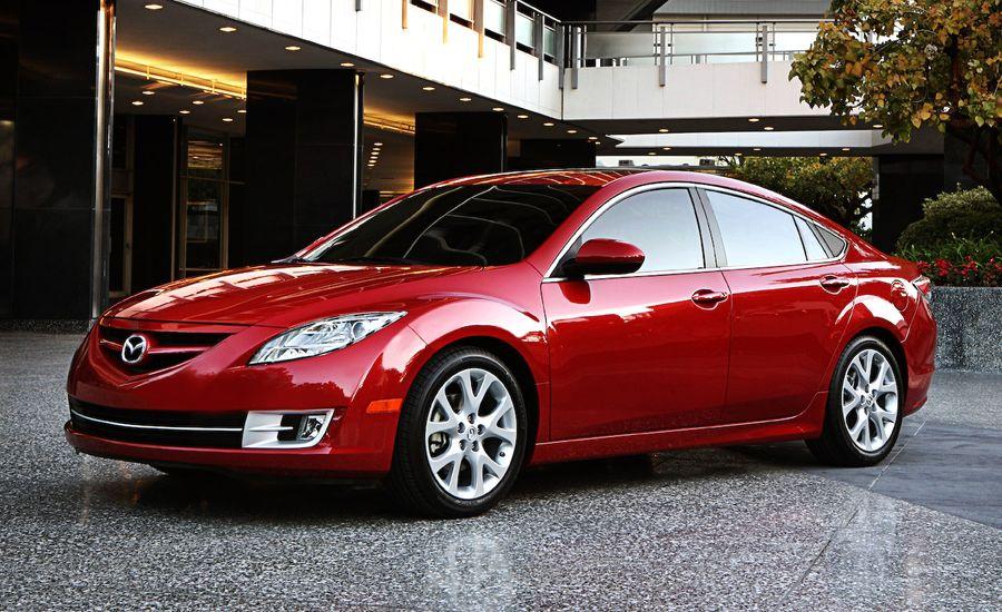2009 Mazda 6 A Crucial Launch