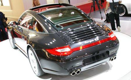 2009 Porsche 911 Targa 4 / Targa 4S