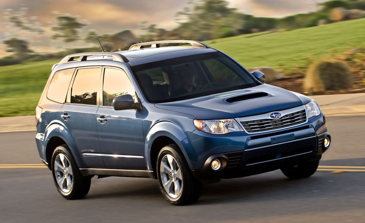 2017 Subaru Forester SUV Pricing - For Sale | Edmunds