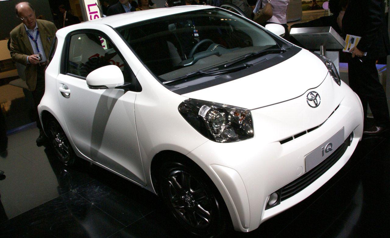 2009 Toyota iQ