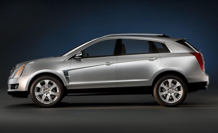 2010 Cadillac SRX Crossover Debuts