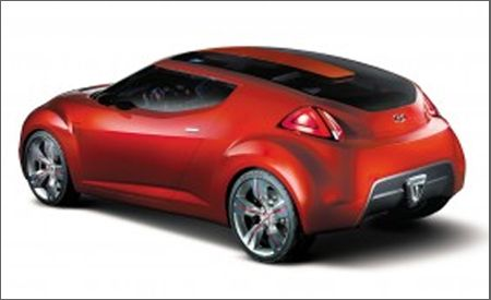 2010 Hyundai Tiburon / Veloster and Genesis Coupe