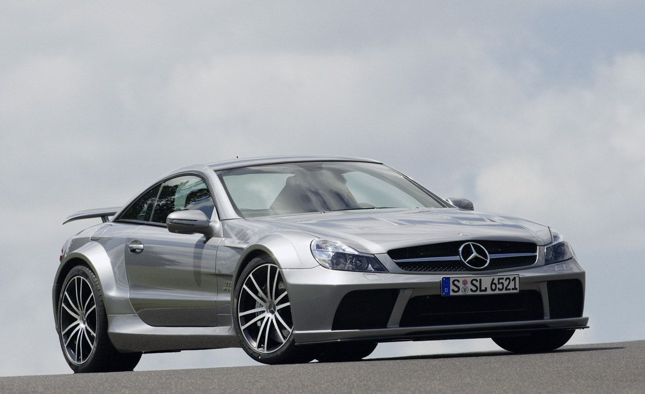 2010 mercedes-benz sl65 amg black series – official photos and