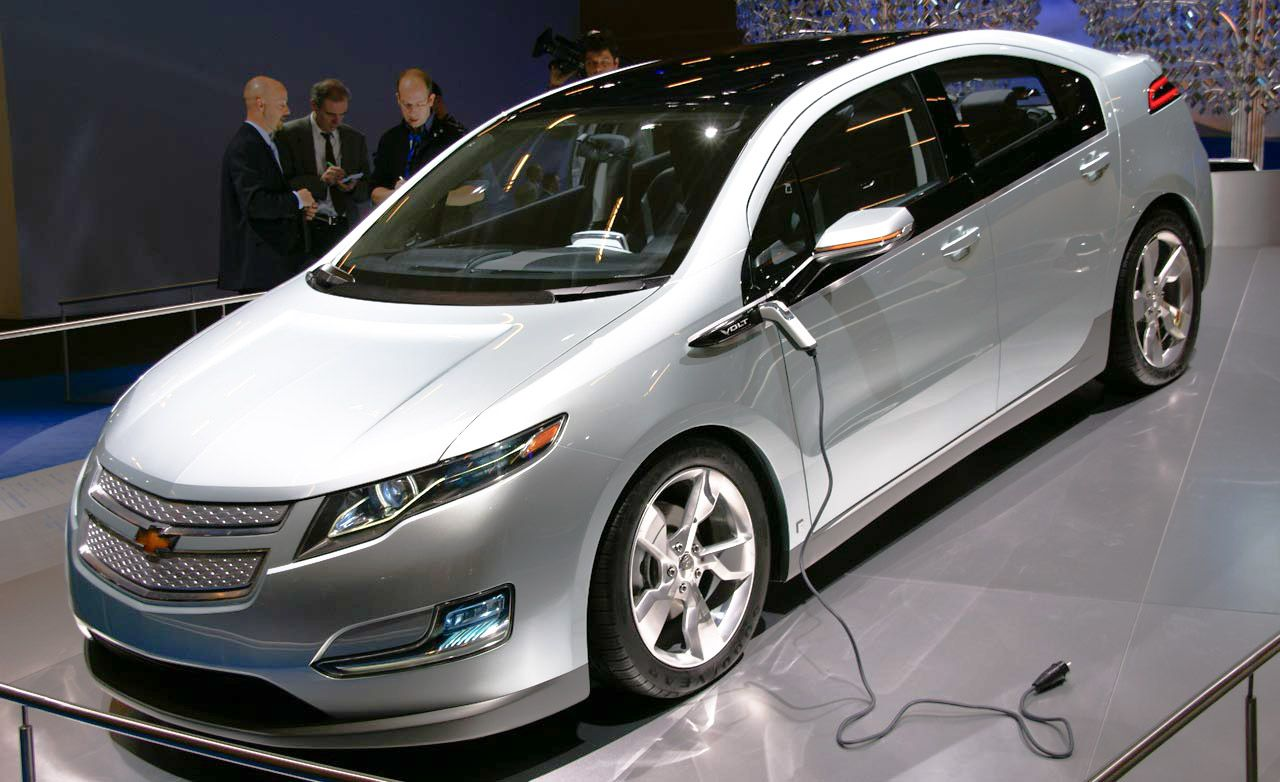 2011 Chevrolet Volt – More Official Photos Released