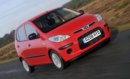 Hyundai i10 Not For North America