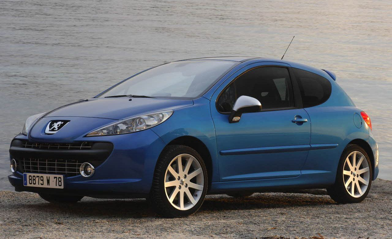 2008 Peugeot 207 RC: Appealing to the U.S. Market?