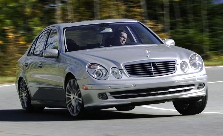 2006 Mercedes-Benz E350 sedan - Slide 1