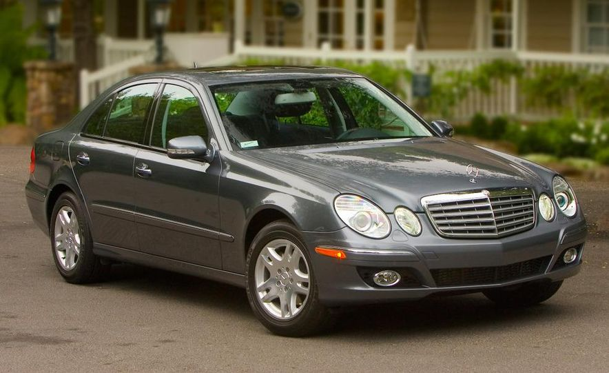 2006 Mercedes-Benz E350 sedan - Slide 15