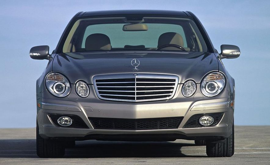 2006 Mercedes-Benz E350 sedan - Slide 18