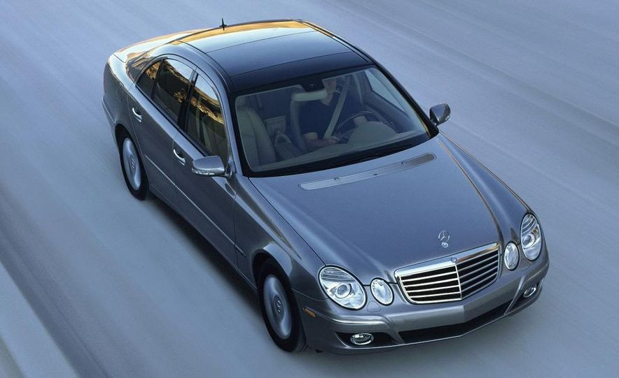 2006 Mercedes-Benz E350 sedan - Slide 19