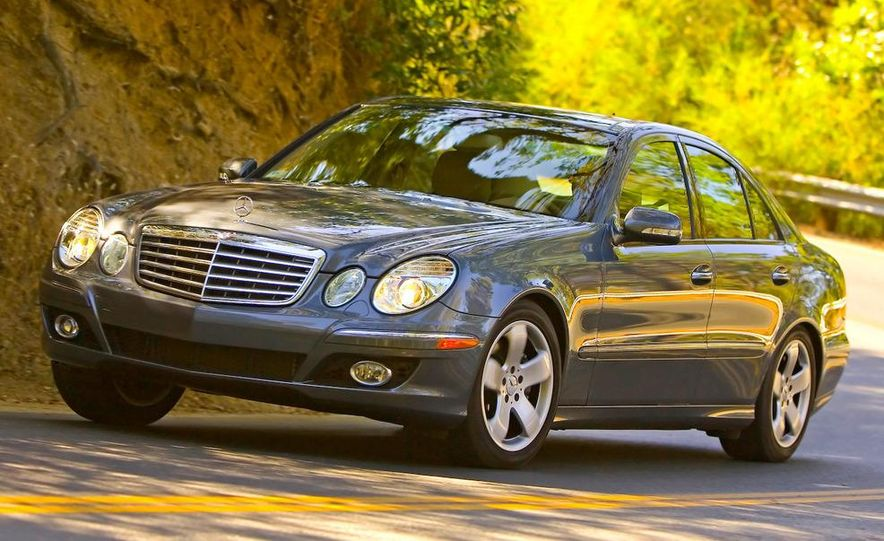 2006 Mercedes-Benz E350 sedan - Slide 21
