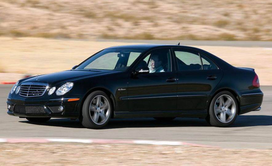 2006 Mercedes-Benz E350 sedan - Slide 2