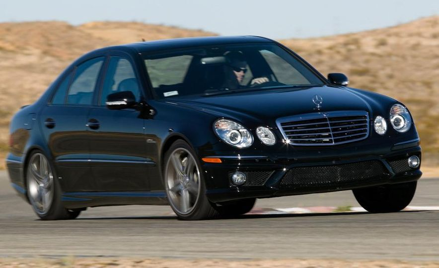 2006 Mercedes-Benz E350 sedan - Slide 4