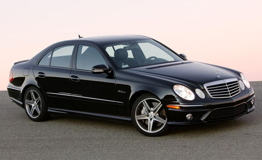 2006 Mercedes-Benz E350 sedan - Slide 6
