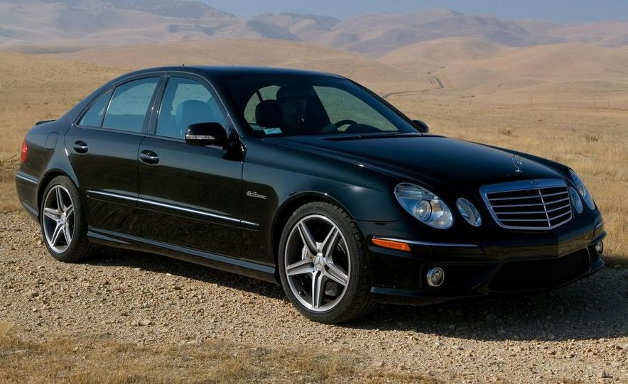 2006 Mercedes-Benz E350 sedan - Slide 7