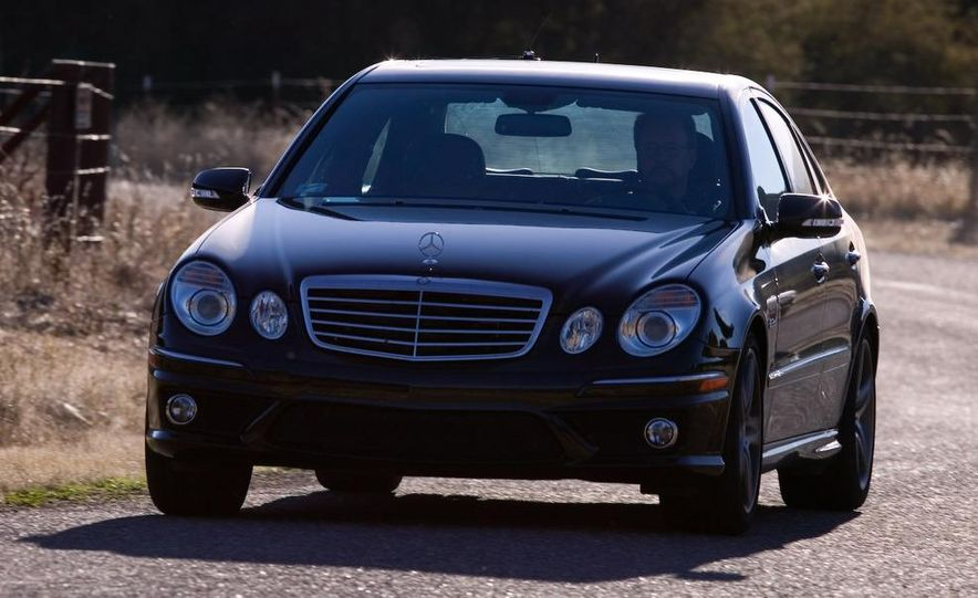 2006 Mercedes-Benz E350 sedan - Slide 9