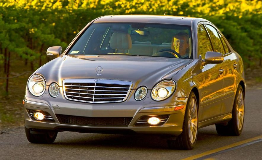 2006 Mercedes-Benz E350 sedan - Slide 25