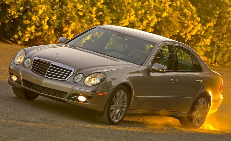 2006 Mercedes-Benz E350 sedan - Slide 26