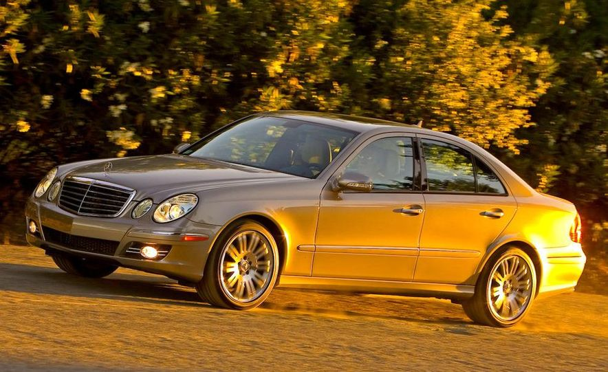 2006 Mercedes-Benz E350 sedan - Slide 27