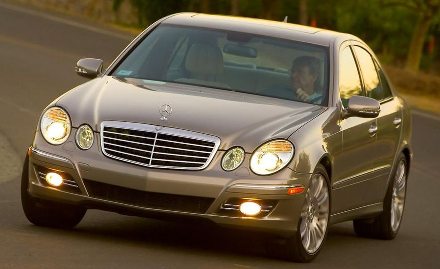 2006 Mercedes-Benz E350 sedan - Slide 29