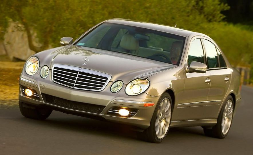 2006 Mercedes-Benz E350 sedan - Slide 30