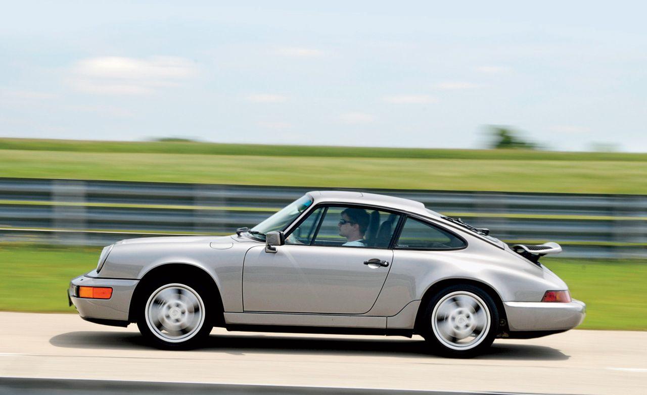 1989–94 Porsche 911