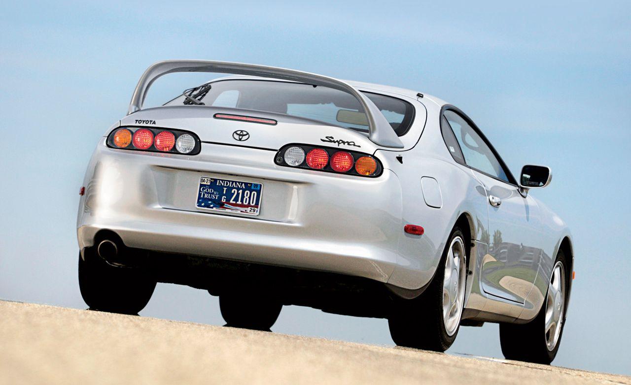 1994–98 Toyota Supra Turbo