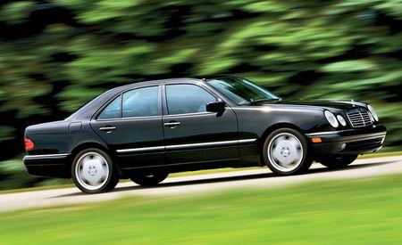 1999–2002 Mercedes-Benz E55 AMG
