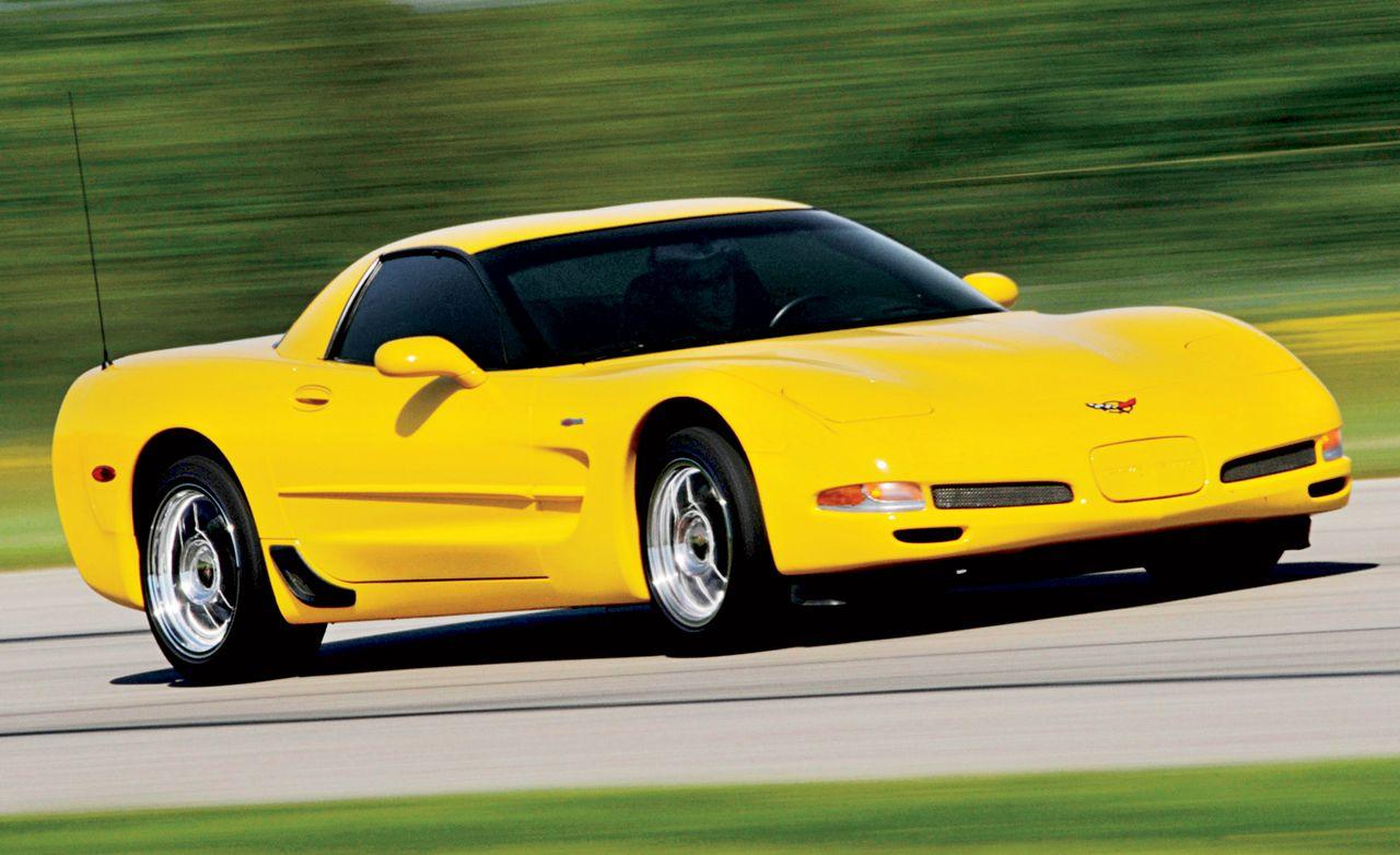 2001–04 Chevrolet Corvette Z06