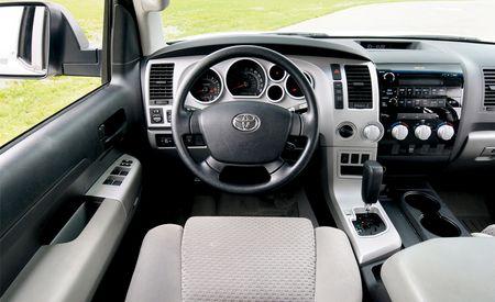 2007 Toyota Tundra 4x4 Double Cab SR5 5.7L V-8
