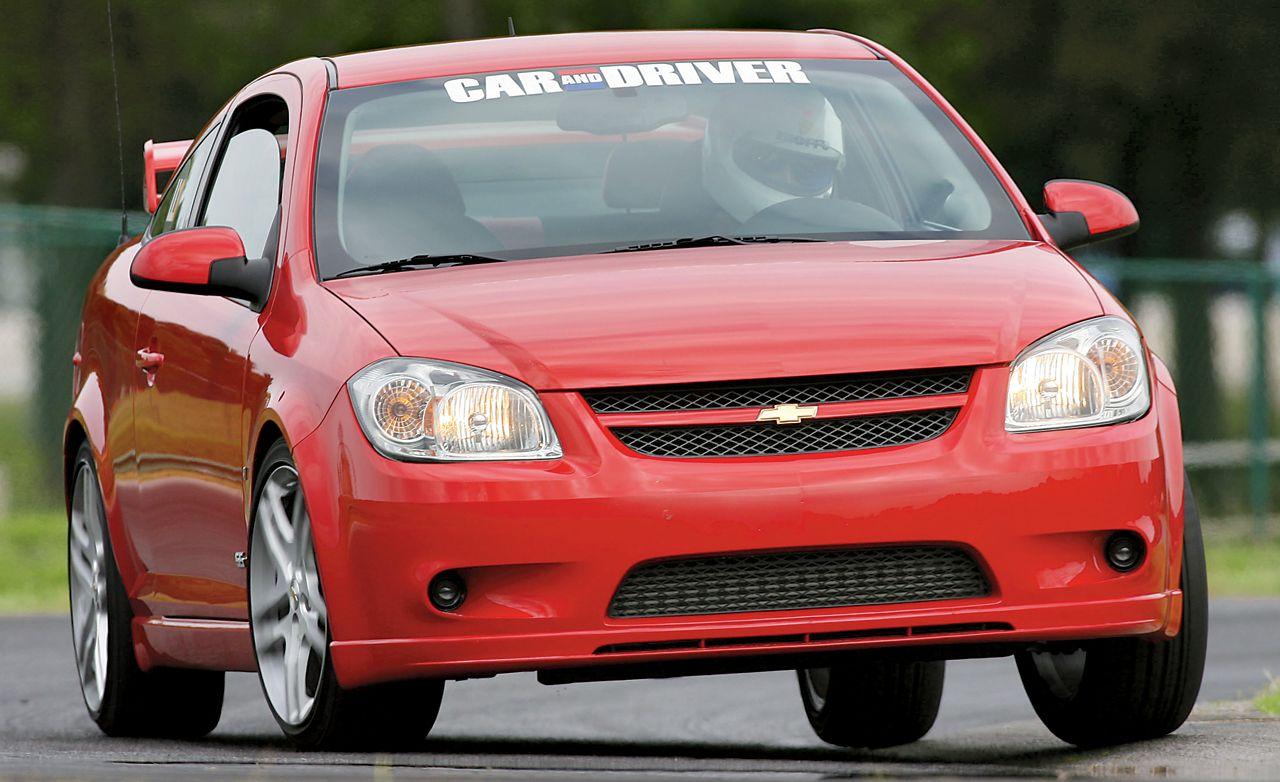 LL1: 2008 Chevrolet Cobalt SS