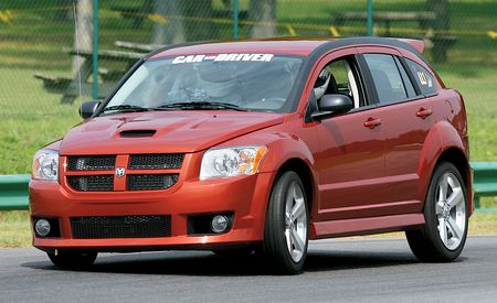 LL1: 2008 Dodge Caliber SRT4