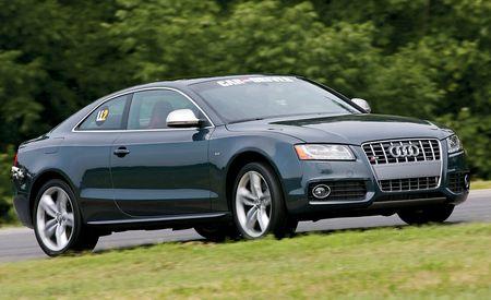 LL2: 2008 Audi S5